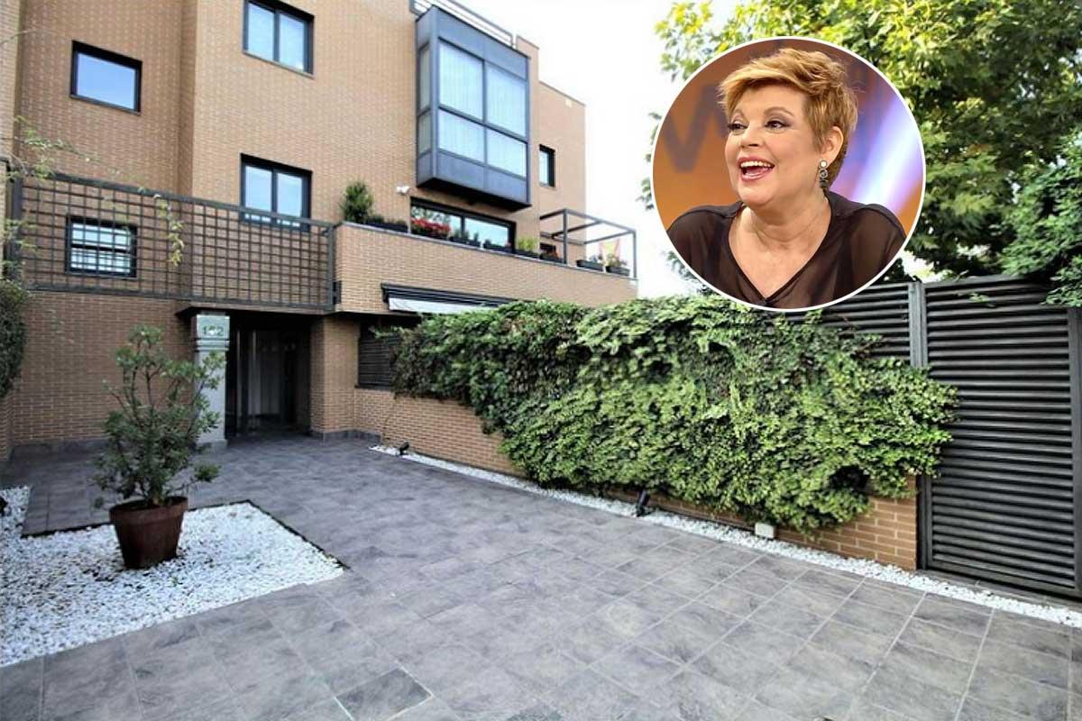 Así es la nueva casa de Terelu Campos, foto a foto, por dentro