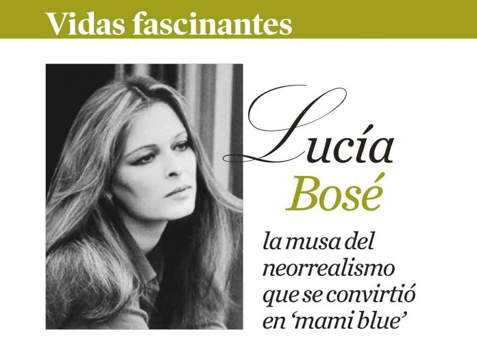 Lucia Bosé