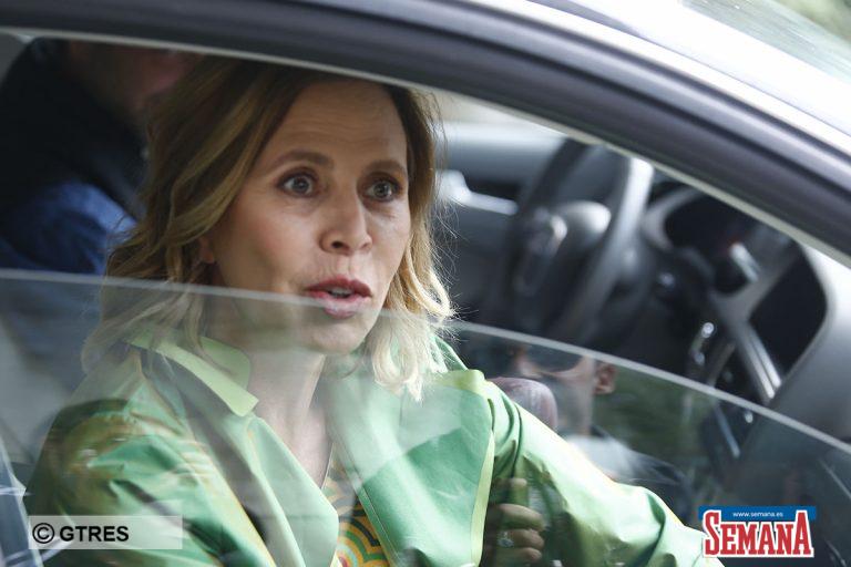 Ágatha Ruiz de la Prada, desolada tras sufrir un robo: «Han asaltado el furgón con mi colección de mujer»