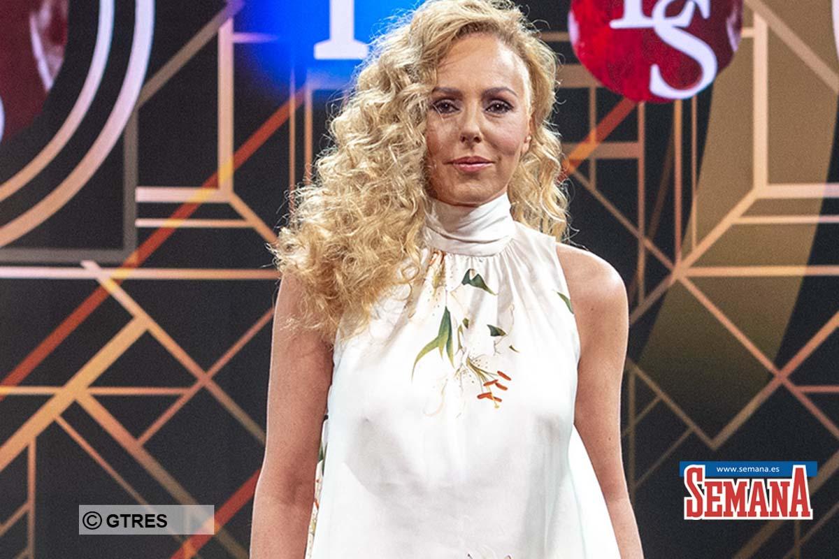 Rocio Carrasco at premiere season tv show » Lazos de Sandre » in  Madrid 15/06/2020
