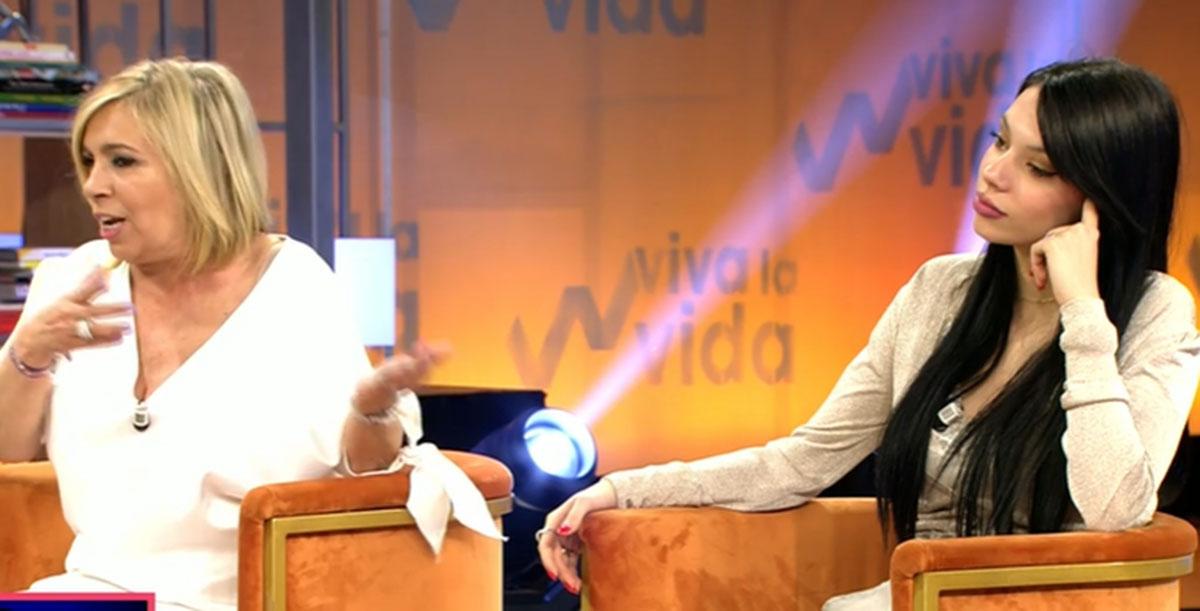 Carmen Borrego, Alejandra Rubio