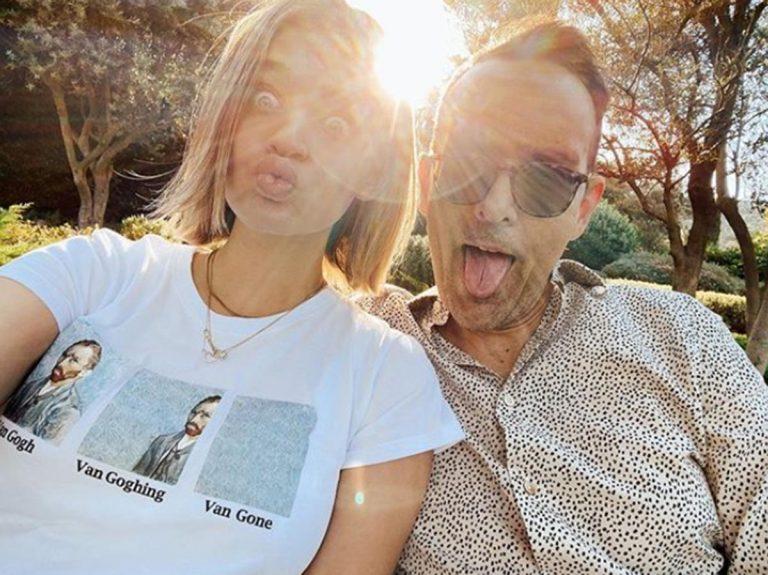 La imitación de Laura Escanes y Risto Mejide de Belén Esteban y Jorge Javier que se ha hecho viral