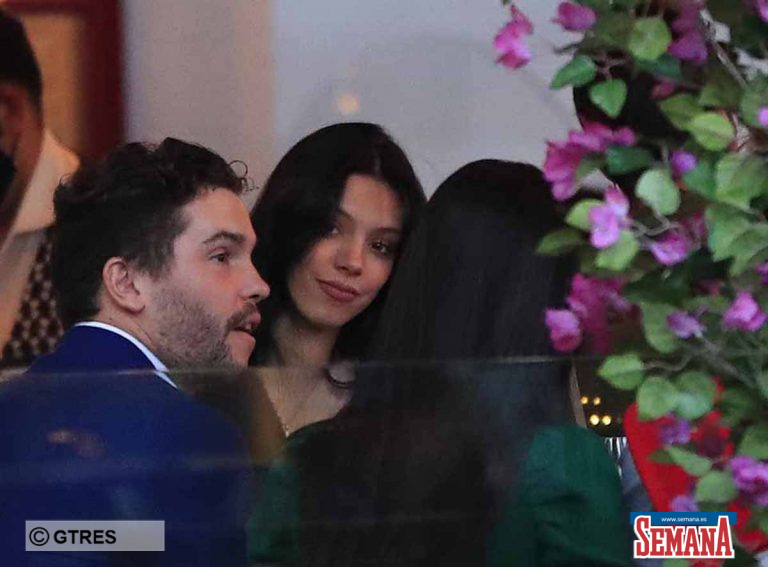 Primeras imágenes de Alejandra Rubio y Tassio de la Vega tras confirmar que están juntos