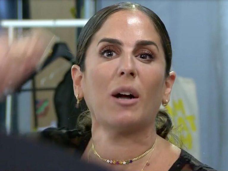 Anabel Pantoja abandona el plató de 'Sálvame', indignada con sus compañeros