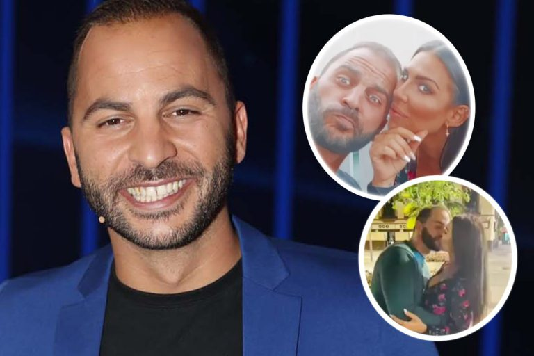 Antonio Tejado presenta a Chabeli Navarro, su nueva novia y el motivo de su felicidad
