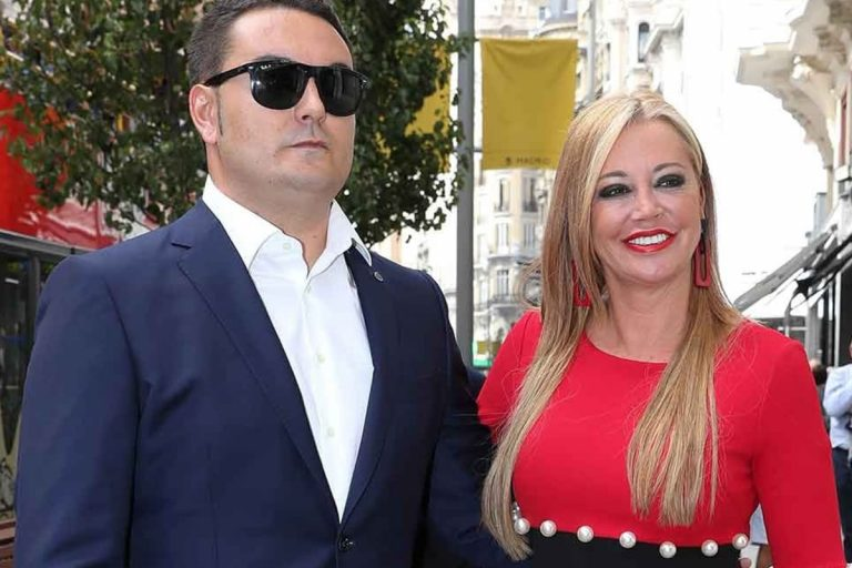 Belén Esteban anuncia su boda por la iglesia con Miguel Marcos