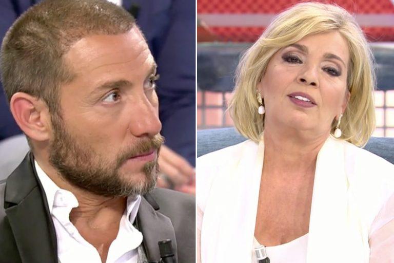 El tenso encontronazo entre Antonio David Flores y Carmen Borrego: «Mientes para tapar a Rocío Carrasco»