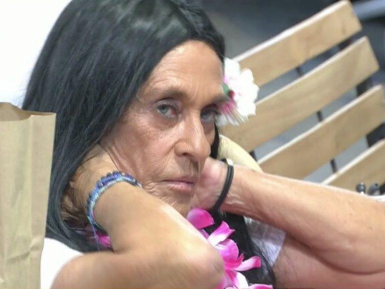 Chelo García Cortés se desvanece en directo en 'Sálvame'