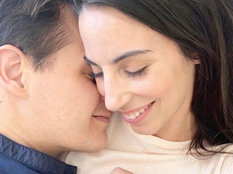 La romántica declaración de amor de Christian Gálvez a Almudena Cid en su 40 cumpleaños