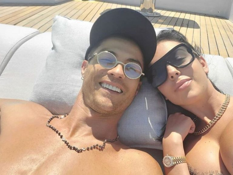 La declaración de amor de Georgina Rodríguez a Cristiano Ronaldo