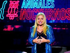 Batacazo de Cristina Tárrega en su estreno con 'Animales nocturnos' en Telecinco