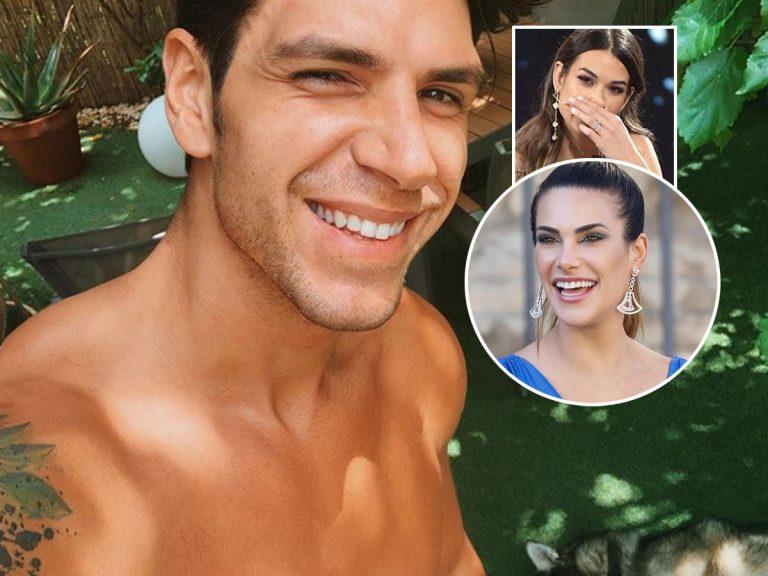 Diego Matamoros, pillado haciendo con Carla Barber lo que antes hacía para Estela Grande