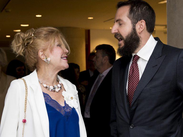 ¿Por qué Tita Cervera y Borja Thyssen no fueron al tanatorio de Manolo Segura?