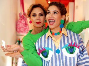 Cósima Ramírez habla del novio de su madre, Ágatha Ruiz de la Prada: » El novio de mi madre tiene buena pinta»