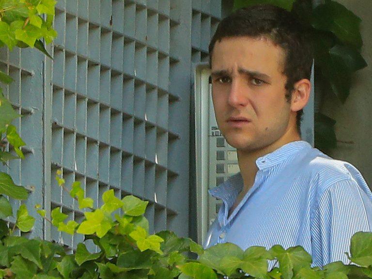 Froilán de Marichalar, preguntado por los escándalos de su abuelo, el Rey Juan Carlos