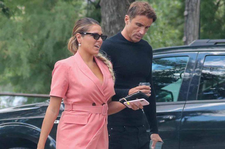 Hugo Sierra e Ivana Icardi consolidan su amor en una romántica cita