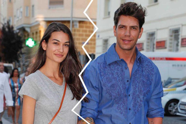 Diego Matamoros y Estela Grande inician el proceso de divorcio