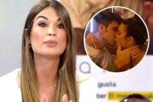 Estela Grande se moja sobre el mal rollo de Carla Barber y Diego Matamoros