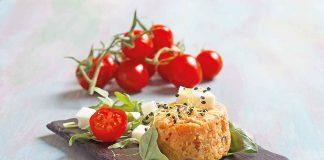 flan de tomate