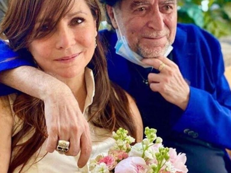 Joaquín Sabina y Jimena Coronado comparten las fotos de su boda