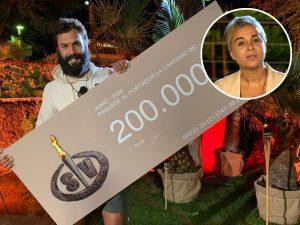 Jorge Pérez vence a Ana María Aldón y gana Supervivientes '2020'
