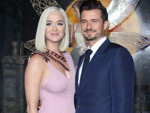 Katy Perry y Orlando Bloom dan la bienvenida a su primer hijo