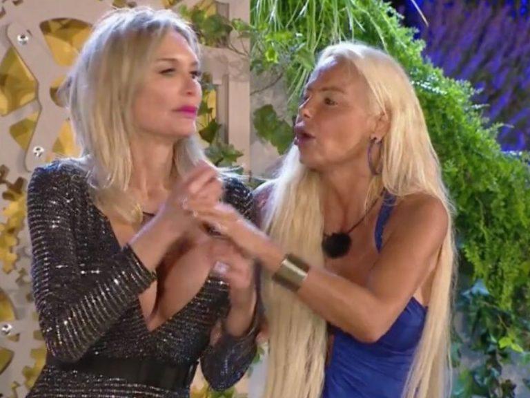 Acalorada bronca entre Leticia Sabater y Yola Berrocal en 'La casa fuerte'