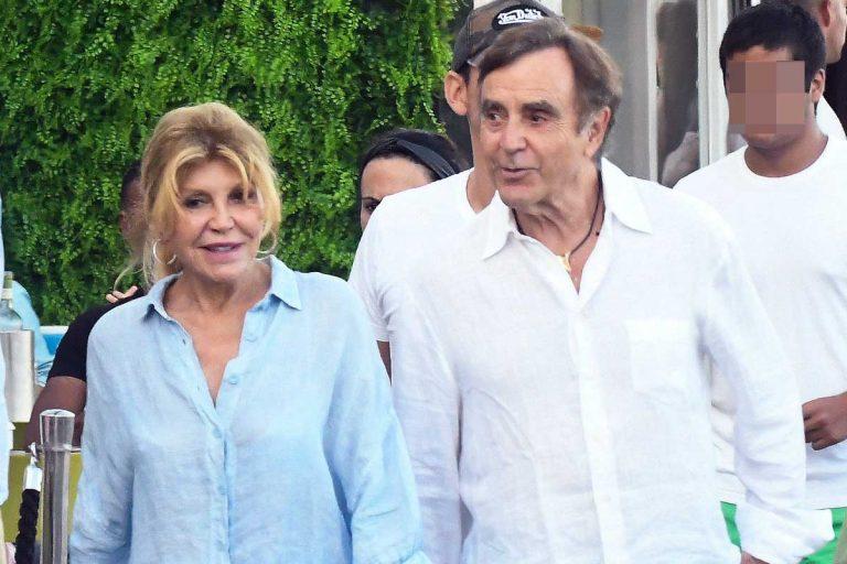 Muere Manolo Segura, expareja de la baronesa Thyssen y padre de su hijo Borja
