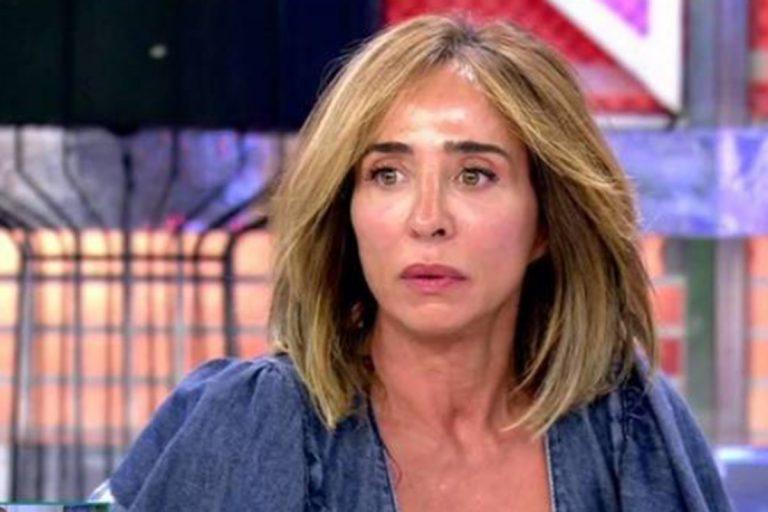 María Patiño, hundida al hablar del cáncer de Mila Ximénez: «No he estado a la altura»