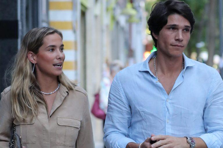 Primeras declaraciones de María Pombo y Pablo Castellano tras anunciar su embarazo