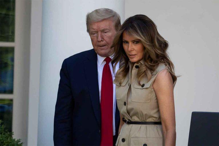 Los secretos matrimoniales y familiares de Melania Trump, al descubierto en un polémico libro