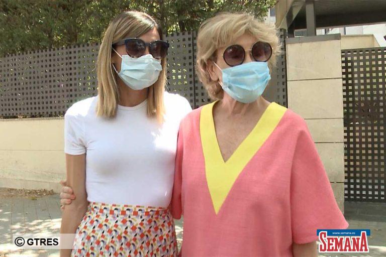 Alba Santana viaja a Madrid para reencontrarse con su madre, Mila Ximénez, tras anunciar su cáncer de pulmón