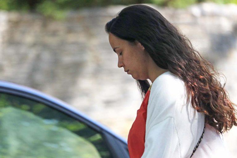 El día más duro en la vida de Carolina Monje, la novia de Álex Lequio