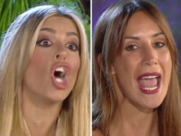 Oriana Marzoli estalla contra Fani: «Ha dicho que trabajo de escort»