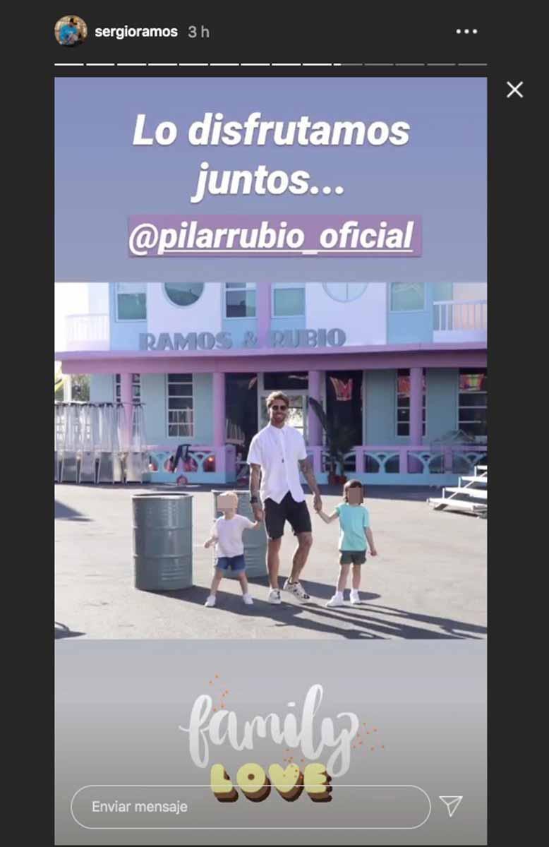 Pilar Rubio Sergio Ramos 4
