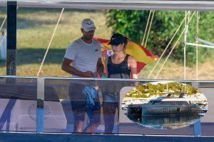 Rafa Nadal estrena catamarán de lujo valorado en 5,5 millones de euros