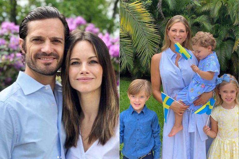 Así ha sido el atípico Día Nacional de Suecia