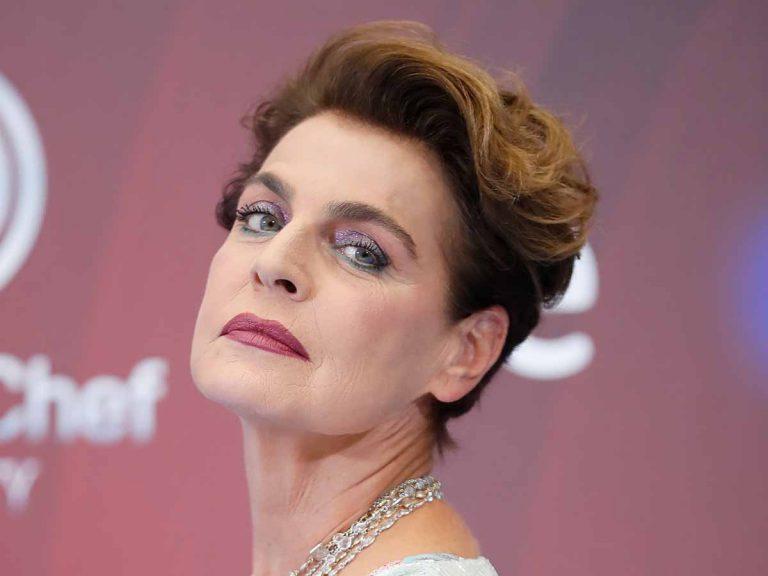 Los tres cambios de look de Antonia Dell'Atte ¿con cuál te quedas?