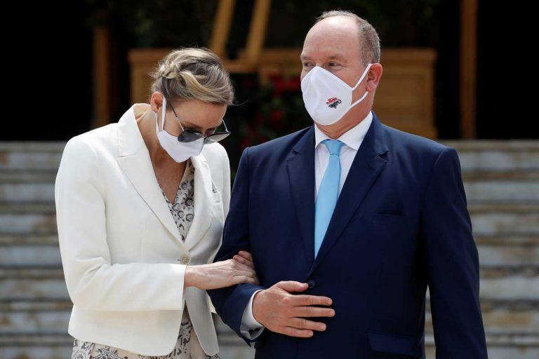 Alberto y Charlène de Mónaco sufren una dura pérdida familiar