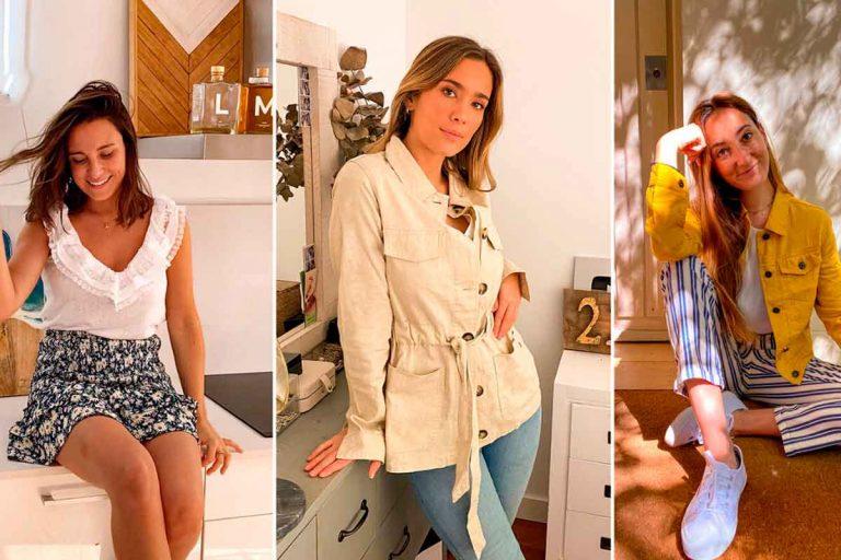 Las prendas de María Pombo y sus hermanas que ya están rebajadas