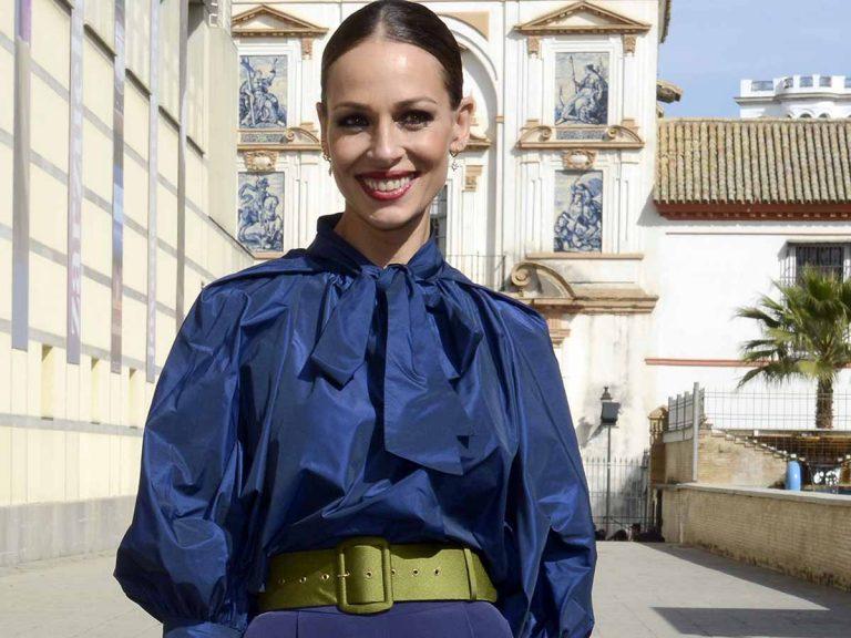 Las faldas flamencas de Lourdes Montes que quiere Eva González