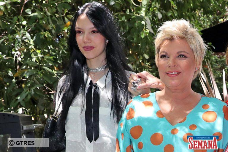 Fotos del día: Alejandra Rubio presume de madre con esta imagen de Terelu