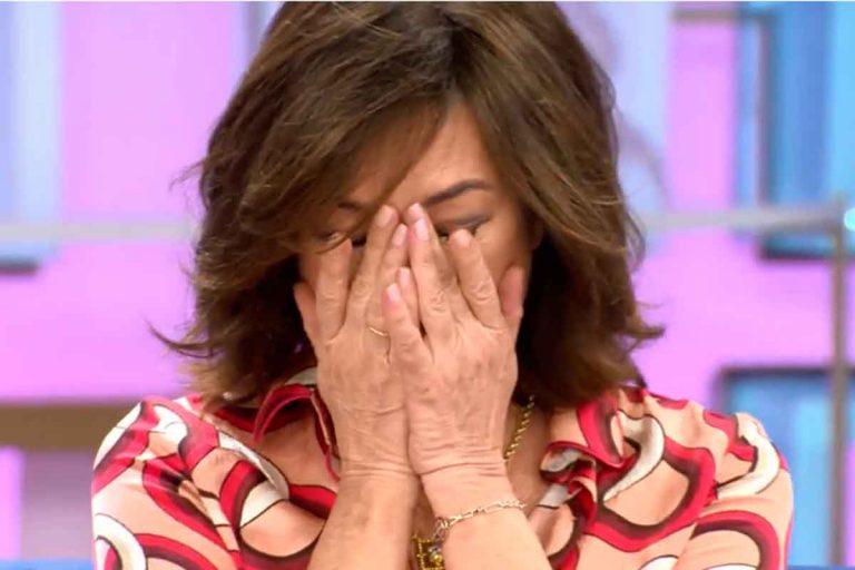 Ana Rosa Quintana confiesa el motivo que le llevó a llorar este pasado fin de semana