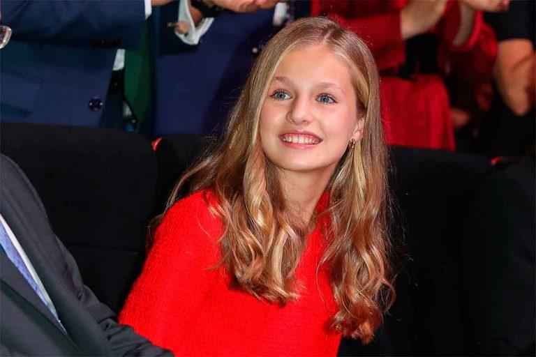 La princesa Leonor, enamorada de un rico de su colegio, según la prensa argentina