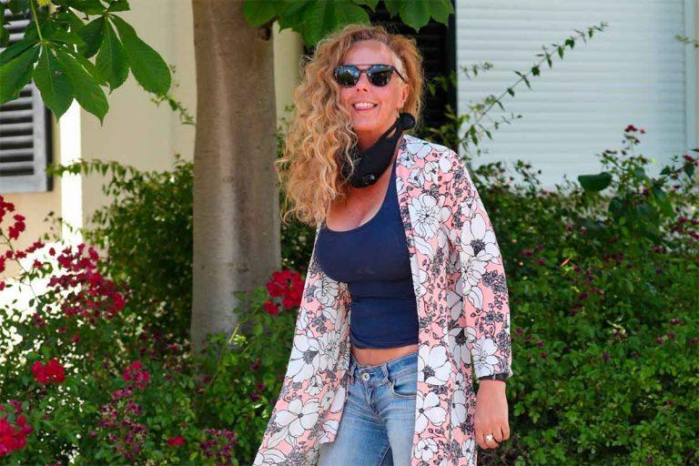 Rocío Carrasco tiene los pantalones que más estilizan
