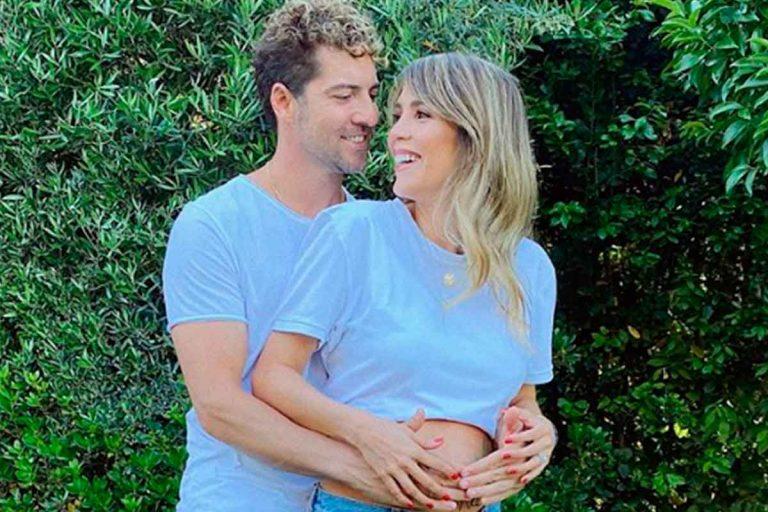 La romántica (y divertida) felicitación de David Bisbal a Rosanna Zanetti por su cumpleaños