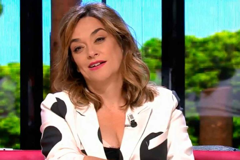 La confesión sexual de Toñi Moreno que divierte a Jorge Javier Vázquez
