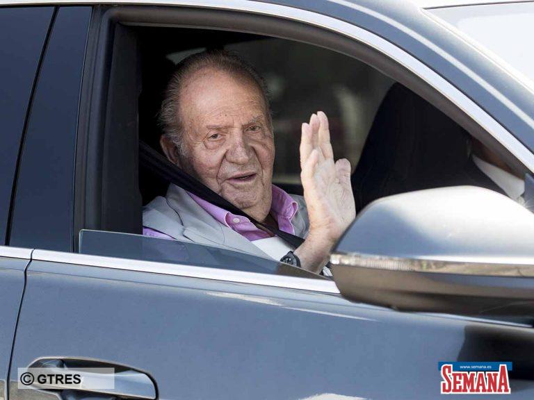 La jubilación del rey Juan Carlos 365 días después: alejado de la vida pública y salpicado por escándalos