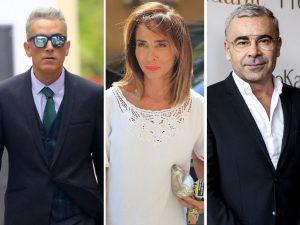 Kiko Hernández, María Patiño y Jorge Javier Vázquez, destrozados por el cáncer de Mila Ximénez