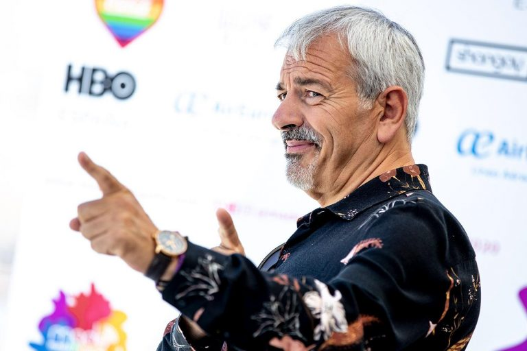 """Carlos Sobera, tras el conflicto entre Belén y Jorge: """"La política, mientras más lejos del plató mejor"""""""